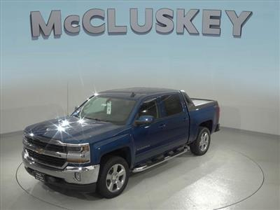 2018 Silverado 1500 Crew Cab 4x4,  Pickup #183727 - photo 5