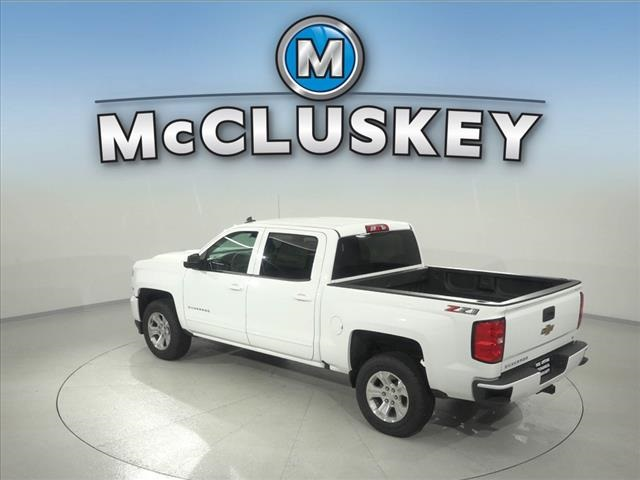 2018 Silverado 1500 Crew Cab 4x4,  Pickup #183800 - photo 2