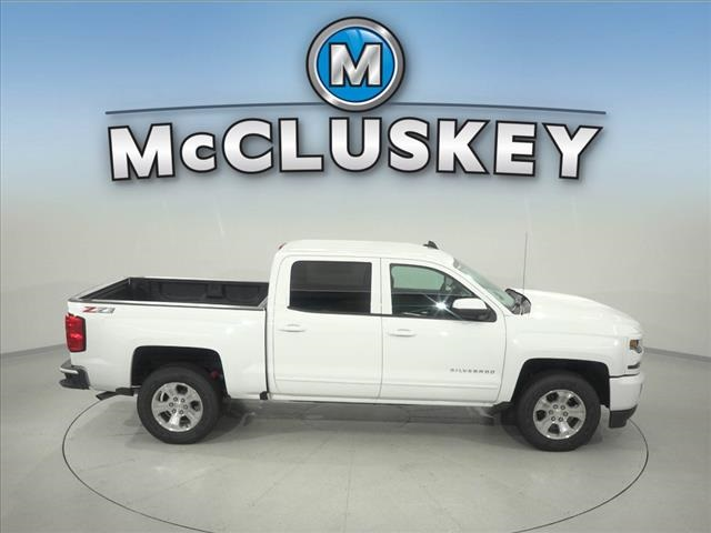 2018 Silverado 1500 Crew Cab 4x4,  Pickup #183800 - photo 16