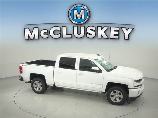 2018 Silverado 1500 Crew Cab 4x4,  Pickup #183800 - photo 17