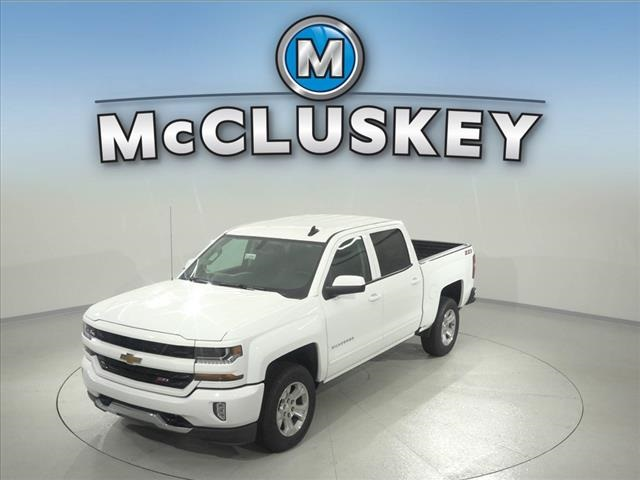 2018 Silverado 1500 Crew Cab 4x4,  Pickup #183800 - photo 6