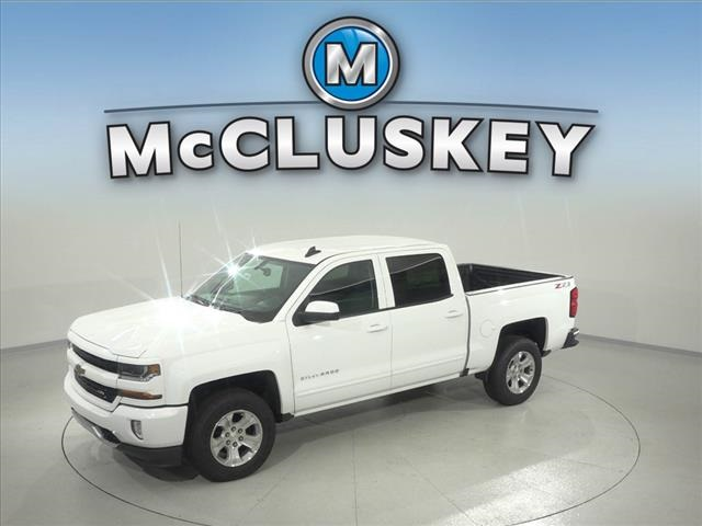 2018 Silverado 1500 Crew Cab 4x4,  Pickup #183800 - photo 1