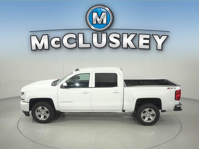 2018 Silverado 1500 Crew Cab 4x4,  Pickup #183800 - photo 8