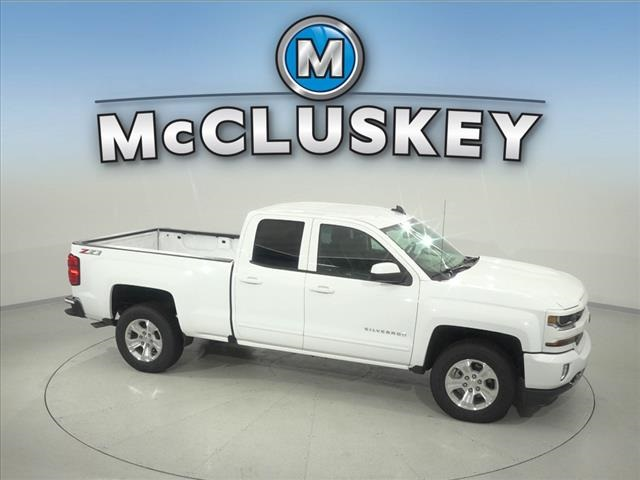 2018 Silverado 1500 Double Cab 4x4,  Pickup #183824 - photo 17
