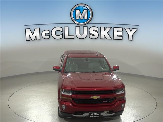 2018 Silverado 1500 Crew Cab 4x4,  Pickup #184049 - photo 4