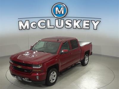 2018 Silverado 1500 Crew Cab 4x4,  Pickup #184049 - photo 6