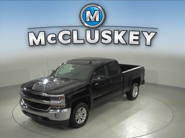 2018 Silverado 1500 Double Cab 4x4,  Pickup #184055 - photo 1