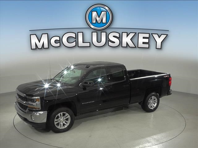 2018 Silverado 1500 Double Cab 4x4,  Pickup #184055 - photo 7