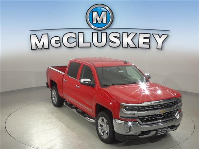 2018 Silverado 1500 Crew Cab 4x4,  Pickup #184082 - photo 3
