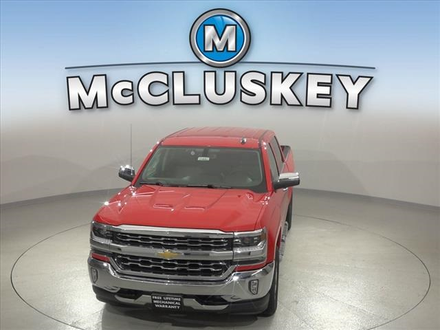 2018 Silverado 1500 Crew Cab 4x4,  Pickup #184082 - photo 5