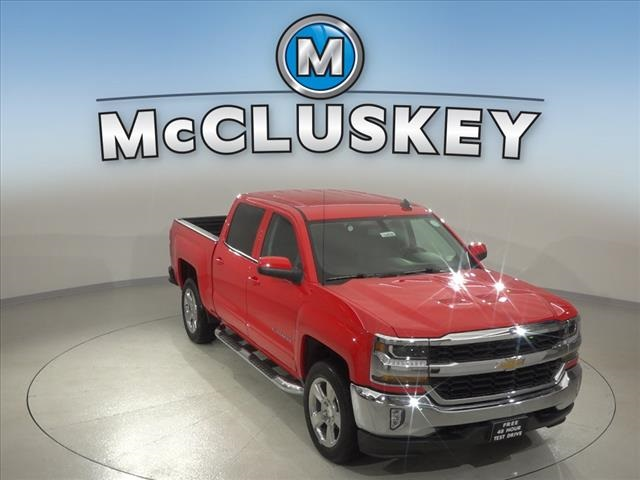 2018 Silverado 1500 Crew Cab 4x4,  Pickup #184096 - photo 3