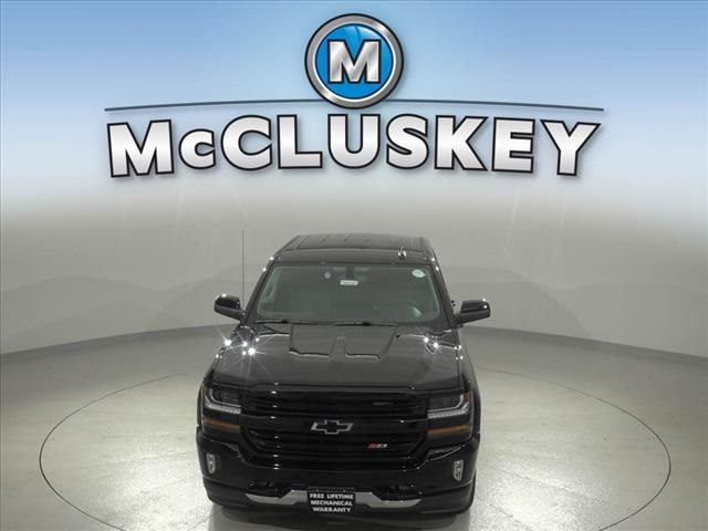 2018 Silverado 1500 Crew Cab 4x4,  Pickup #184105 - photo 5