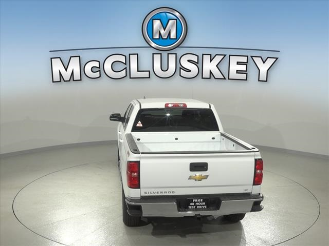 2018 Silverado 1500 Crew Cab 4x4,  Pickup #184114 - photo 11