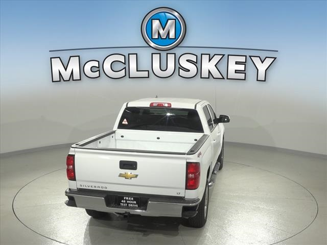 2018 Silverado 1500 Crew Cab 4x4,  Pickup #184114 - photo 12