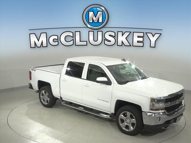 2018 Silverado 1500 Crew Cab 4x4,  Pickup #184114 - photo 18