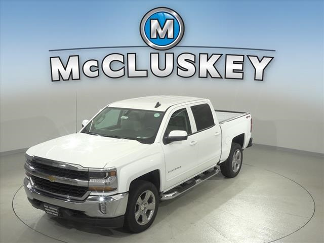2018 Silverado 1500 Crew Cab 4x4,  Pickup #184114 - photo 6
