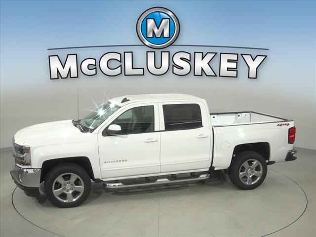 2018 Silverado 1500 Crew Cab 4x4,  Pickup #184114 - photo 7