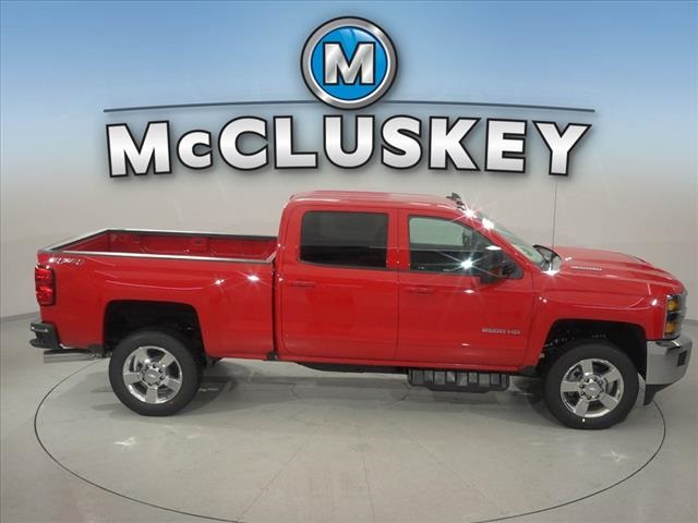 2019 Silverado 2500 Crew Cab 4x4,  Pickup #190017 - photo 17