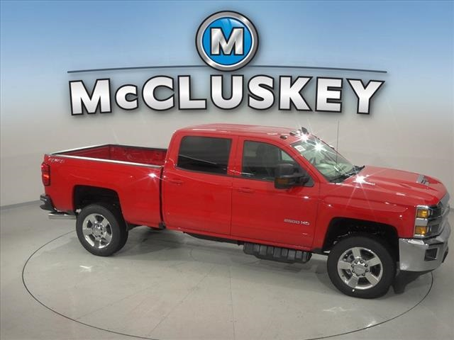 2019 Silverado 2500 Crew Cab 4x4,  Pickup #190017 - photo 18