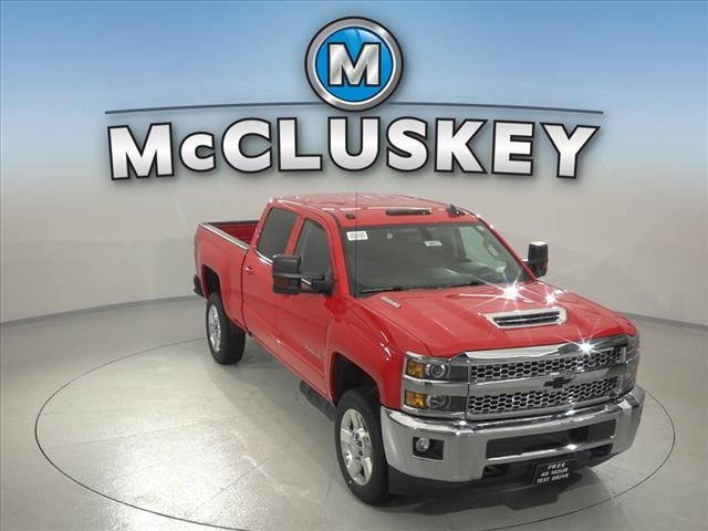 2019 Silverado 2500 Crew Cab 4x4,  Pickup #190017 - photo 4