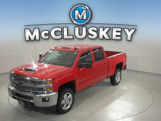 2019 Silverado 2500 Crew Cab 4x4,  Pickup #190017 - photo 1