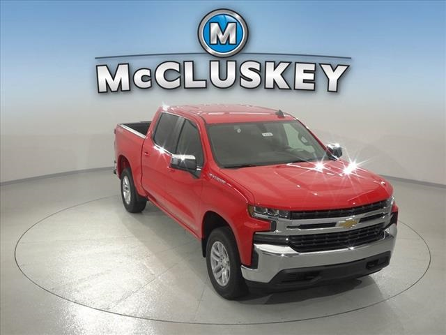 2019 Silverado 1500 Crew Cab 4x4,  Pickup #190180 - photo 4