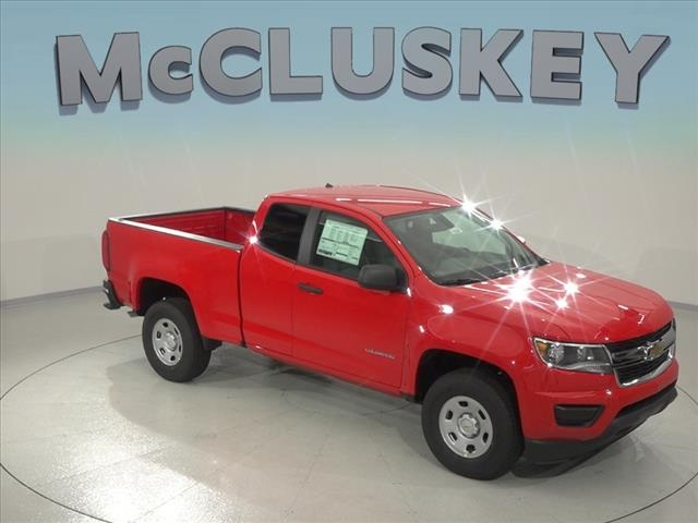2019 Colorado Extended Cab 4x2,  Pickup #190207 - photo 18