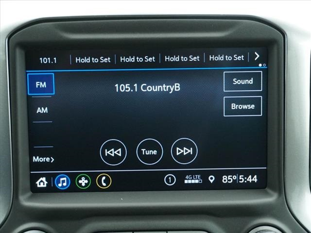 2019 Silverado 1500 Crew Cab 4x4,  Pickup #190246 - photo 35