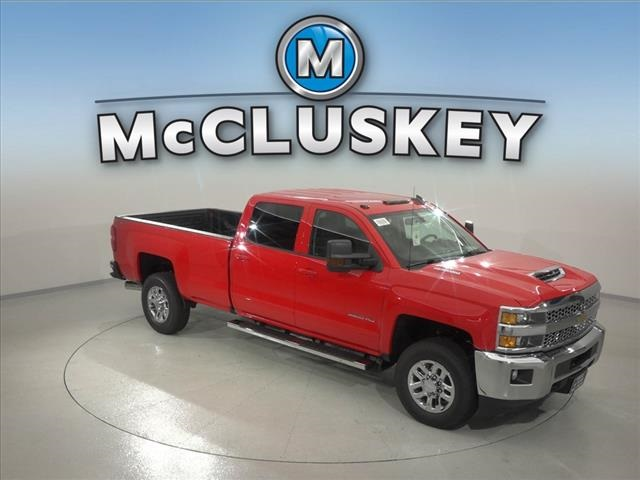 2019 Silverado 3500 Crew Cab 4x4,  Pickup #190300 - photo 18