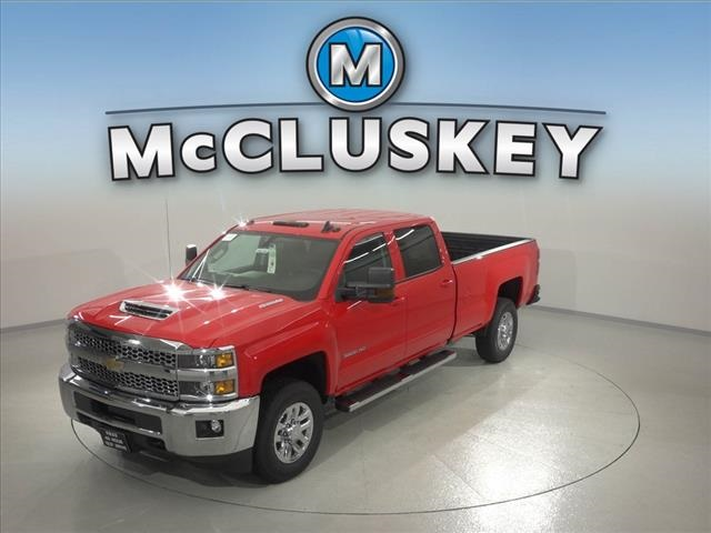 2019 Silverado 3500 Crew Cab 4x4,  Pickup #190300 - photo 1