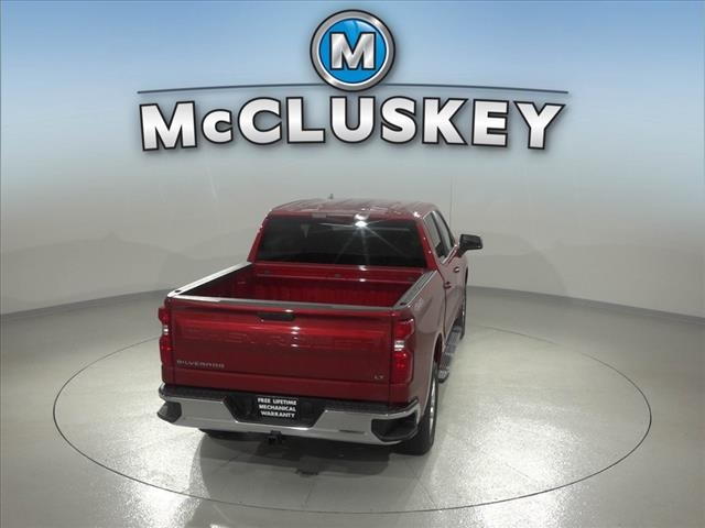 2019 Silverado 1500 Crew Cab 4x4,  Pickup #190407 - photo 12