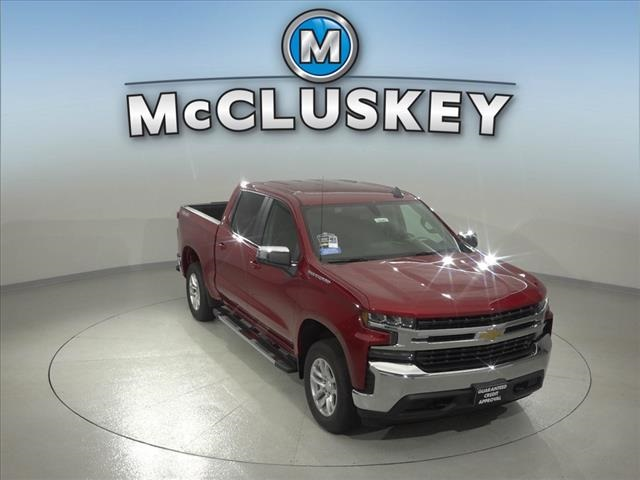 2019 Silverado 1500 Crew Cab 4x4,  Pickup #190407 - photo 3