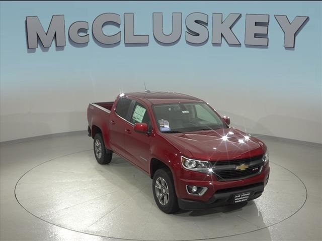 2019 Colorado Crew Cab 4x4,  Pickup #190409 - photo 3