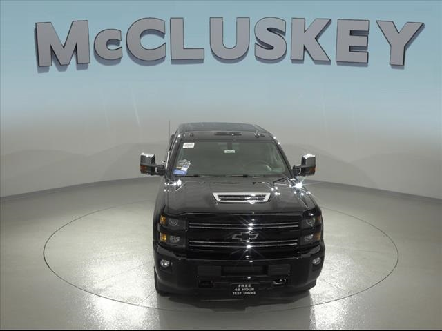 2019 Silverado 2500 Crew Cab 4x4,  Pickup #190521 - photo 4