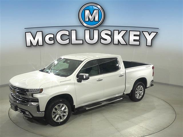 2019 Silverado 1500 Crew Cab 4x4,  Pickup #190581 - photo 3
