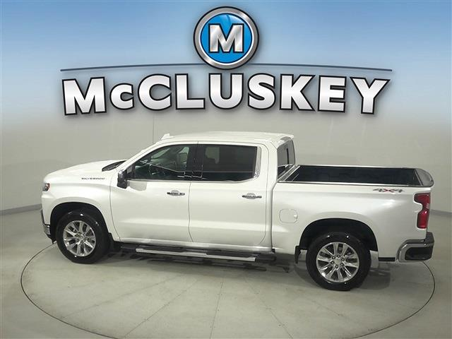 2019 Silverado 1500 Crew Cab 4x4,  Pickup #190581 - photo 33
