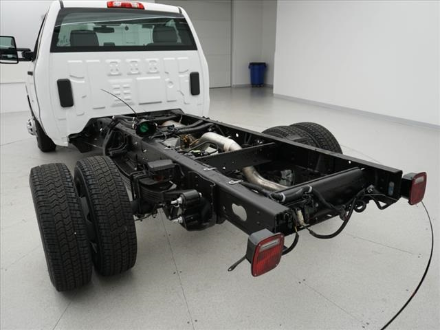 2019 Silverado 3500 Regular Cab DRW 4x2,  Cab Chassis #190610 - photo 35