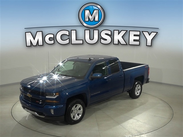 2019 Silverado 1500 Double Cab 4x4,  Pickup #190957 - photo 3