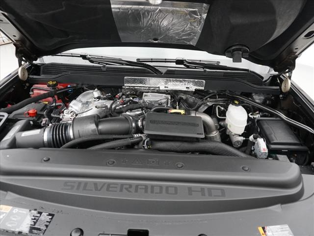 2019 Silverado 2500 Crew Cab 4x4,  Pickup #191077 - photo 47