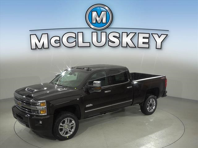 2019 Silverado 2500 Crew Cab 4x4,  Pickup #191077 - photo 1