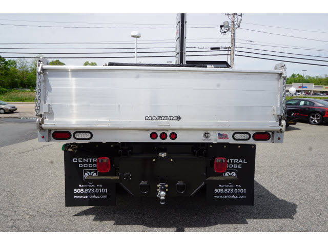 2017 Ram 3500 Regular Cab DRW 4x4, Magnum Dump Body #R171311 - photo 2