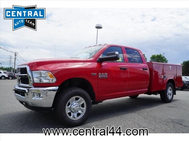 2017 Ram 3500 Crew Cab 4x4, Reading Classic II Steel Service Body #R171484 - photo 1