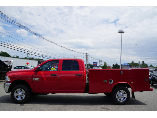 2017 Ram 3500 Crew Cab 4x4, Reading Classic II Steel Service Body #R171484 - photo 8