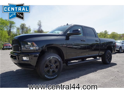2017 Ram 3500 Crew Cab 4x4 Pickup #R171735 - photo 1