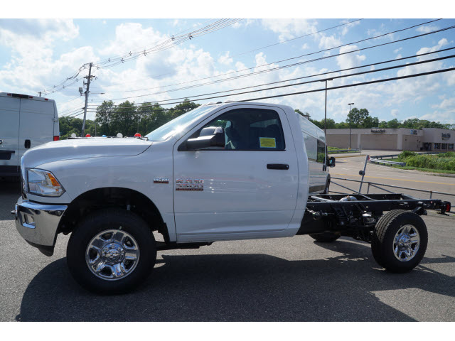 2017 Ram 3500 Regular Cab 4x4, Cab Chassis #R172140 - photo 3