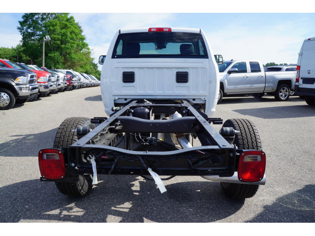 2017 Ram 3500 Regular Cab 4x4, Cab Chassis #R172140 - photo 2
