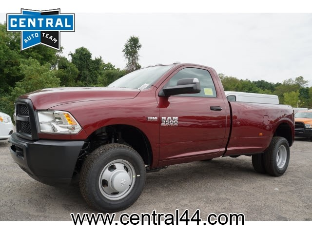2017 Ram 3500 Regular Cab DRW 4x4 Pickup #R172530 - photo 1