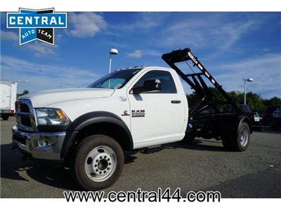 2017 Ram 5500 Regular Cab DRW 4x4 Other/Specialty #R172749 - photo 1