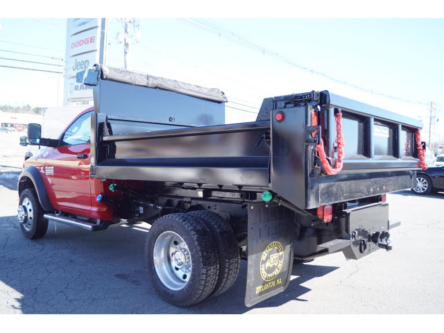 2017 Ram 5500 Regular Cab DRW 4x4,  Galion Dump Body #R17801 - photo 2