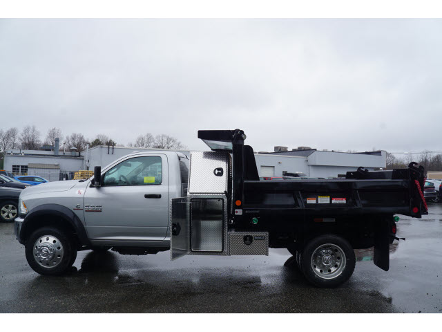 2018 Ram 5500 Regular Cab DRW 4x4,  Reading Dump Body #R181034 - photo 3
